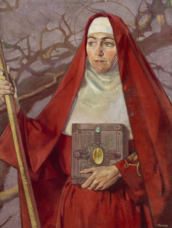 Happy Saint Brigid's Day!